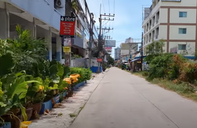 ПРАТАМНАК 4K Паттайя 2021 Таиланд Сегодня!