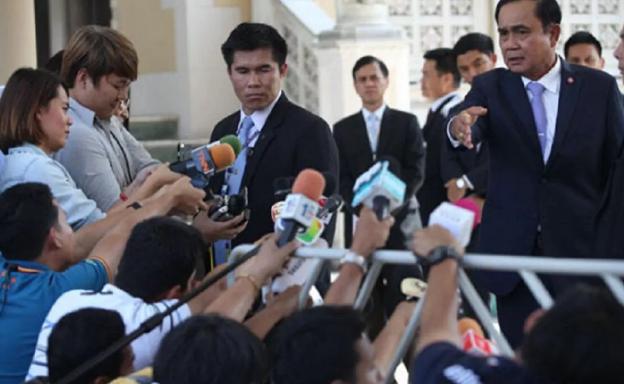 Правительство Таиланда находится в карантине до 27 сентября из-за журналиста с COVID-19