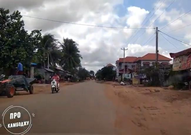 В поисках затерянного города. Глубинка Камбоджи.