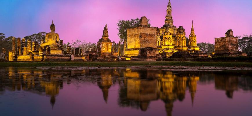 Таиланд ожидает рекордно низкого уровня туризма в 2021 году