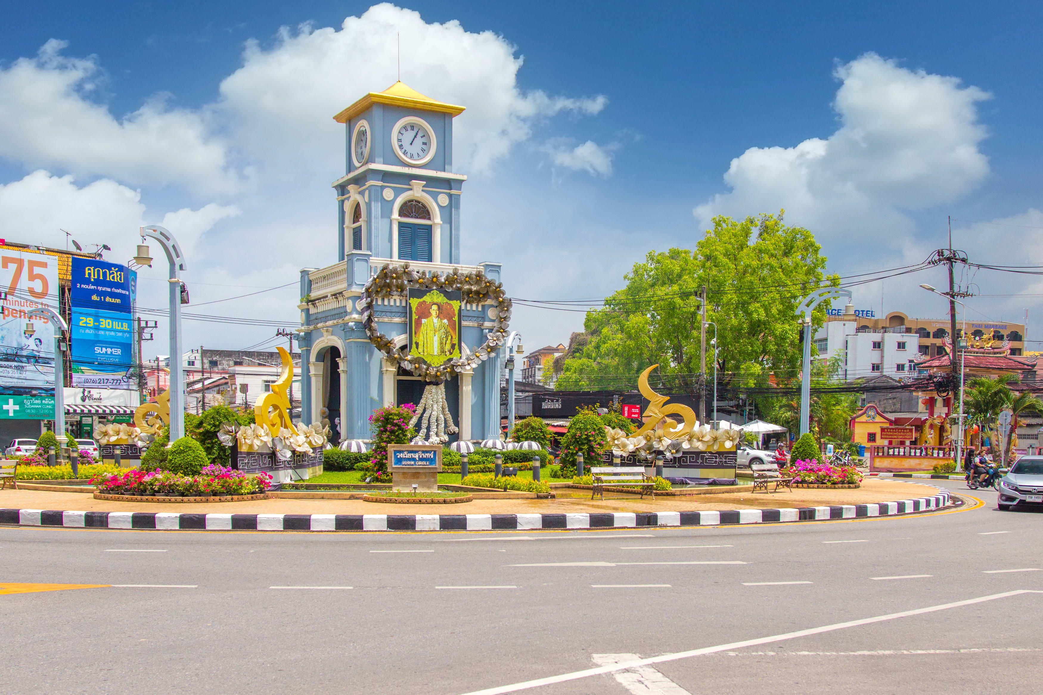 С 25 по 28 июля в Таиланде нерабочие дни
