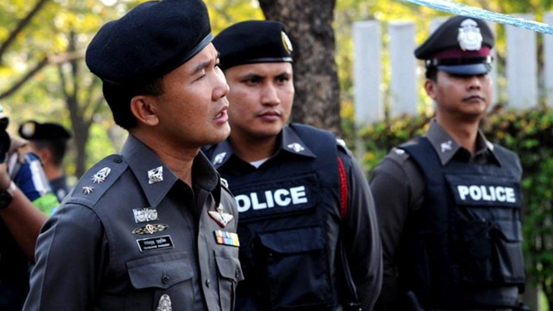 Лидера банды полицейских-«решальщиков» ищут в Таиланде