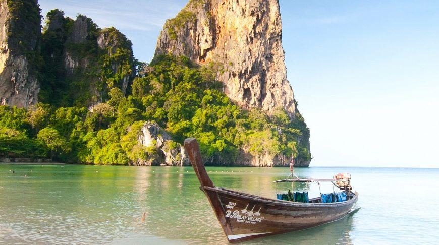 Пять самых красивых пляжей Таиланда