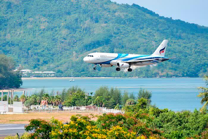 Возобновляются полеты Пхукет-Самуи