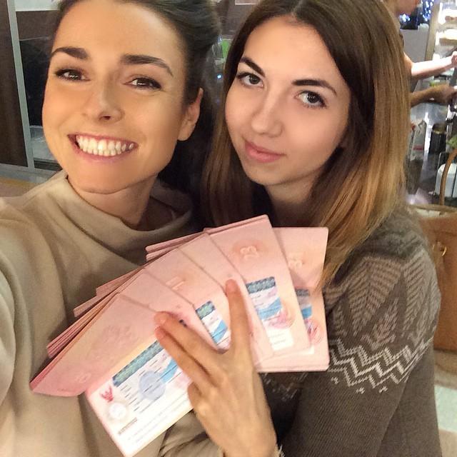 Ирена Понарошку пожаловалась на проблемы с получением визы в Таиланд