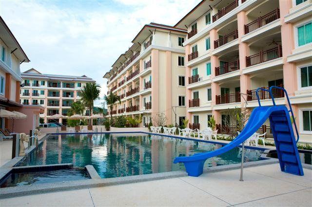 Продаю однокомнатную квартиру,площадь 65 кв.м.в кондо Palm Breeze Resort. Объявление от собственника