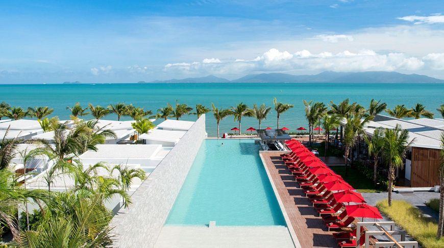 Идеальный отдых с отелем The Coast Koh Samui