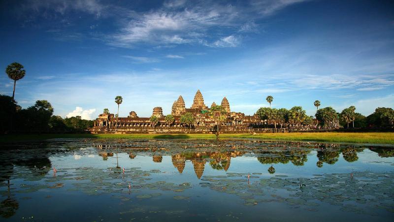 В Камбодже нашли редкие захоронения