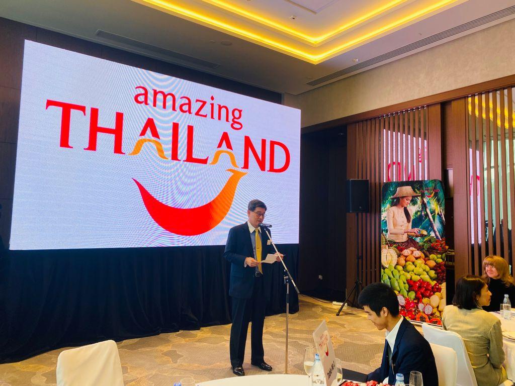 Посол Таиланда в РФ рассчитывает, что до конца года страну посетят 100 тысяч россиян