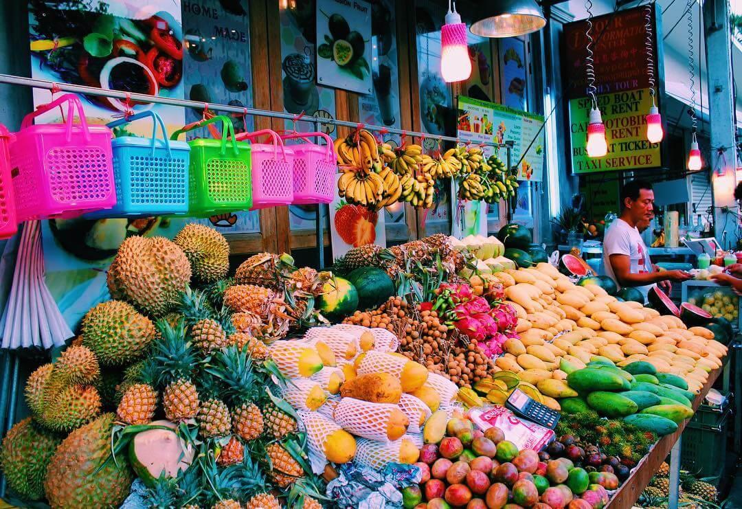 Тайские Рынки . ЧТО СТОИТ ПОПРОБОВАТЬ ?