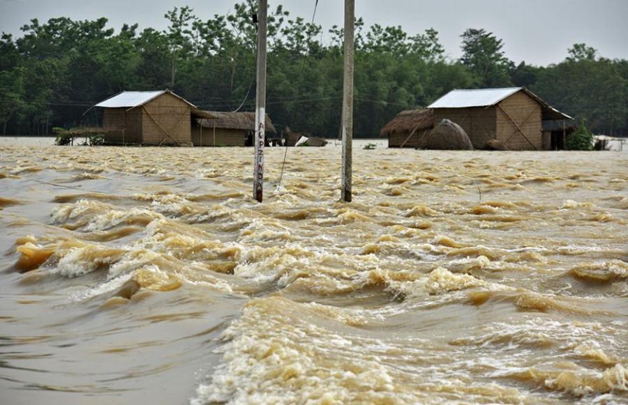 11 человек погибли из-за наводнения в Камбодже