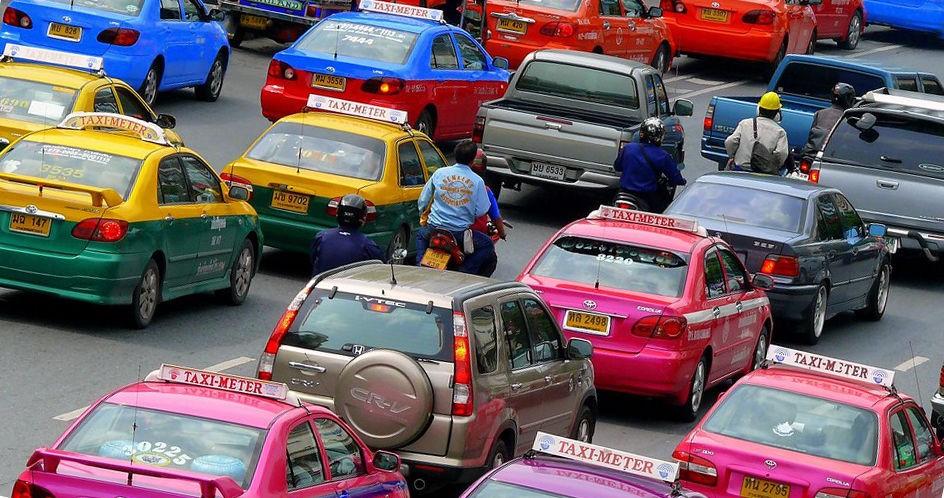 Таксистам в Таиланде увеличили штрафы за отказ от пассажира