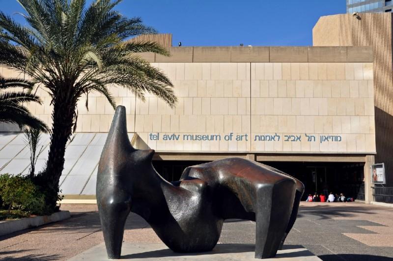 Тель-Авив: популярные места среди местных