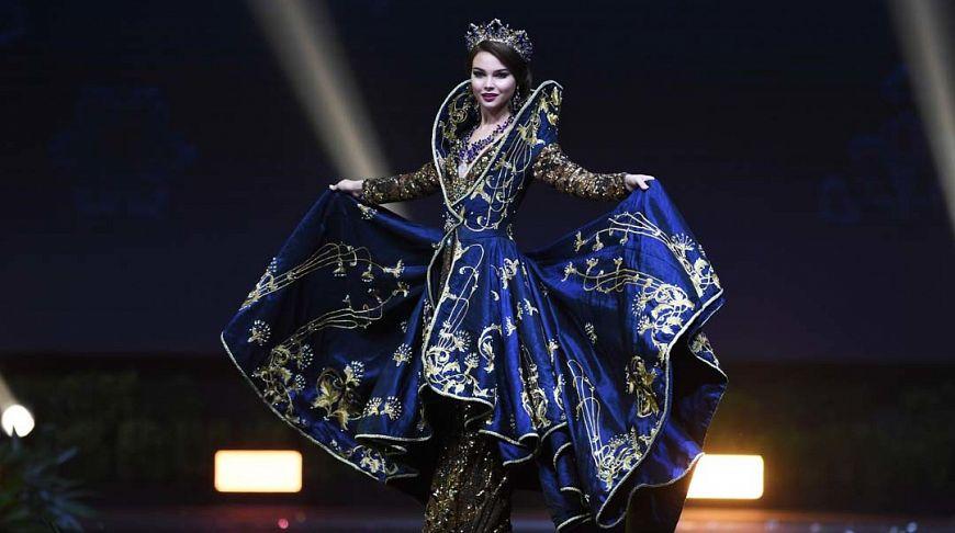 Красота в Паттайе: участницы конкурса «Мисс Вселенная» блеснули национальными нарядами
