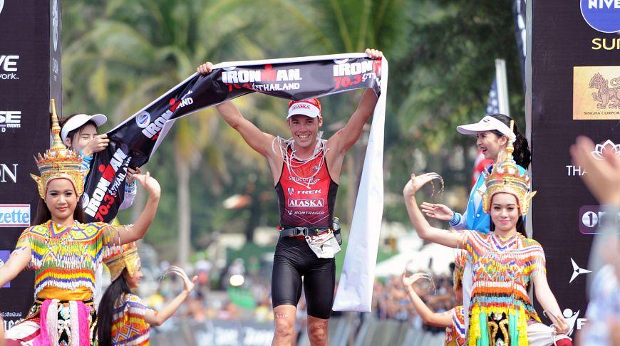 Стали известны дата и место триатлона Foremost Ironman 70.3 на Пхукете