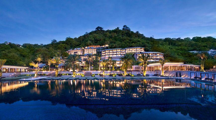 Любовь с первого взгляда: HYATT Regency Phuket Resort