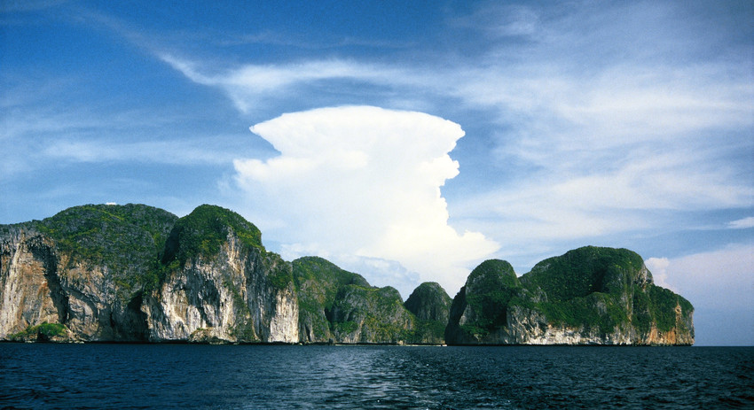 Турист из Китая утонул в Таиланде