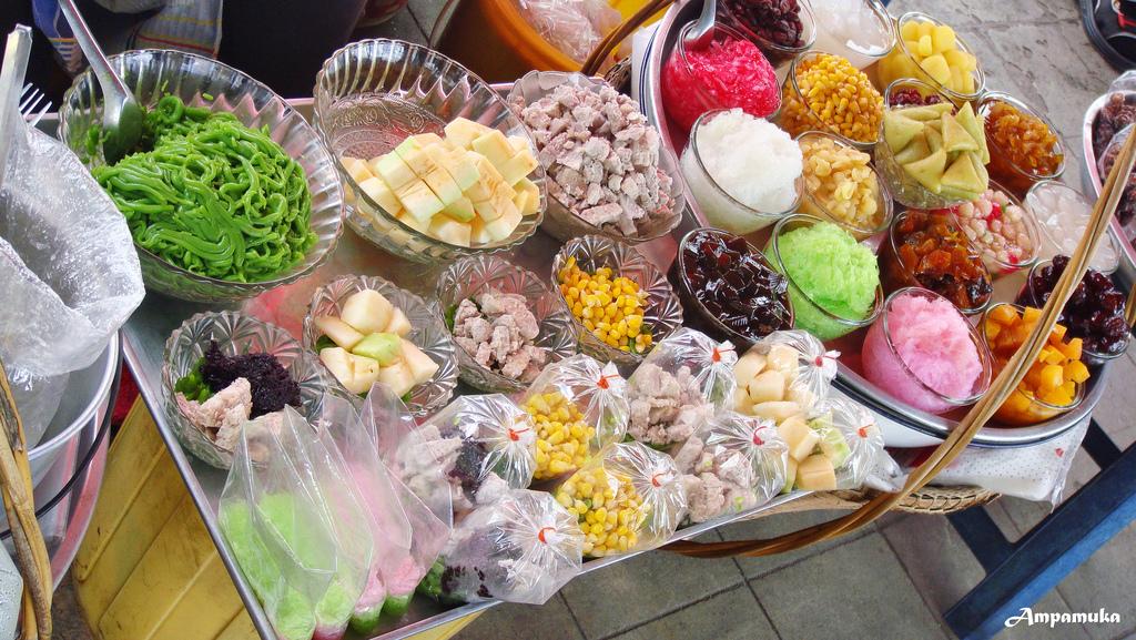 Cекреты тайских сладостей или краткий путеводитель по десертам