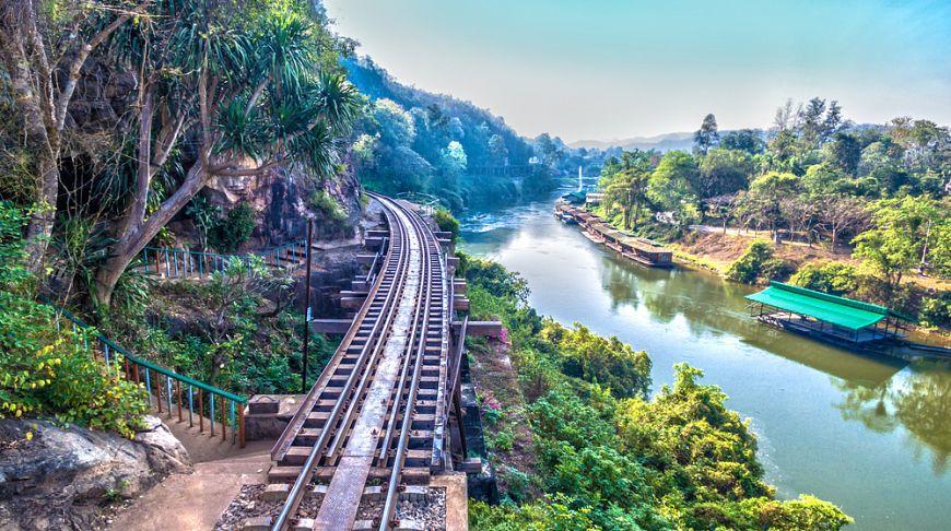 «Дорога смерти» в Таиланде может быть внесена в список Всемирного наследия ЮНЕСКО