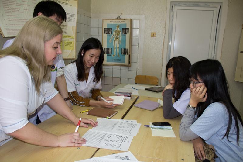 Российский проект для студентов из Таиланда «Еду учиться в Россию!»