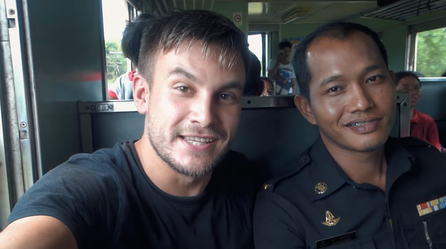 «Таиланд прекрасен!». Журналист поделился впечатлениями о бомж-трипе по Королевству