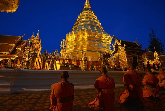 Чем удивляют храмы Таиланда - жемчужины древнего и современного искусства