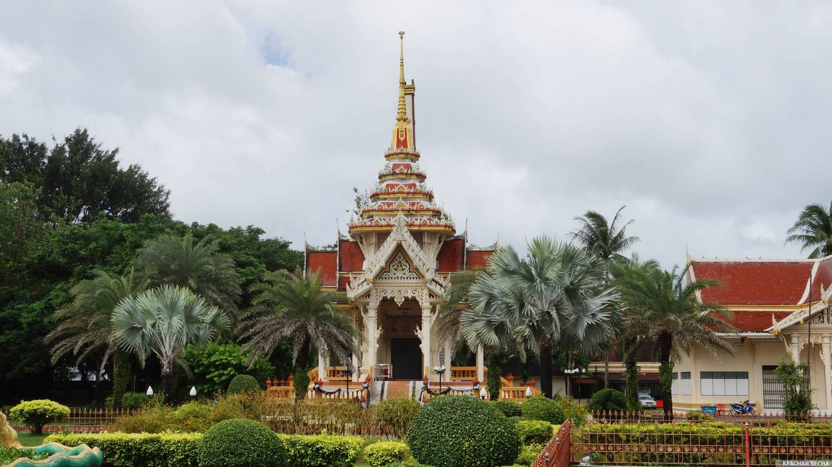 В Таиланде началась кампания вакцинации против COVID-19