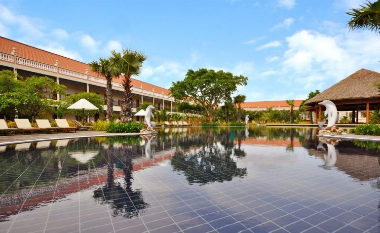 Sokha Beach Resort, Сиануквиль, Камбоджа,  Street 2 Thnou, Sangkat 4