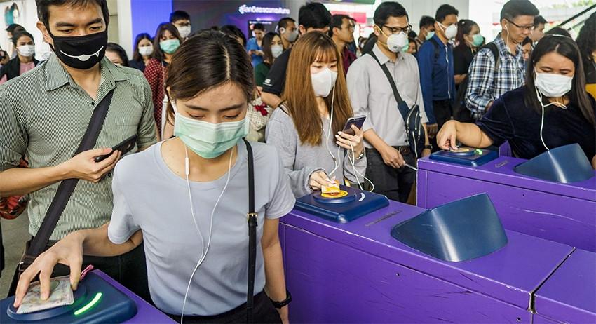 Жителям Бангкока предложили отказаться от частных авто