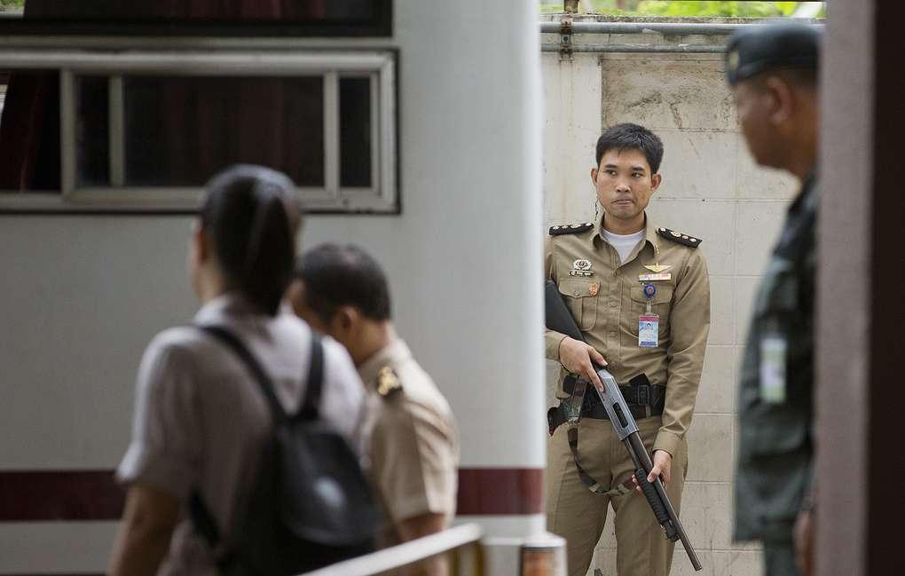 Суд в Таиланде разрешил экстрадировать россиянина Дмитрия Украинского в США
