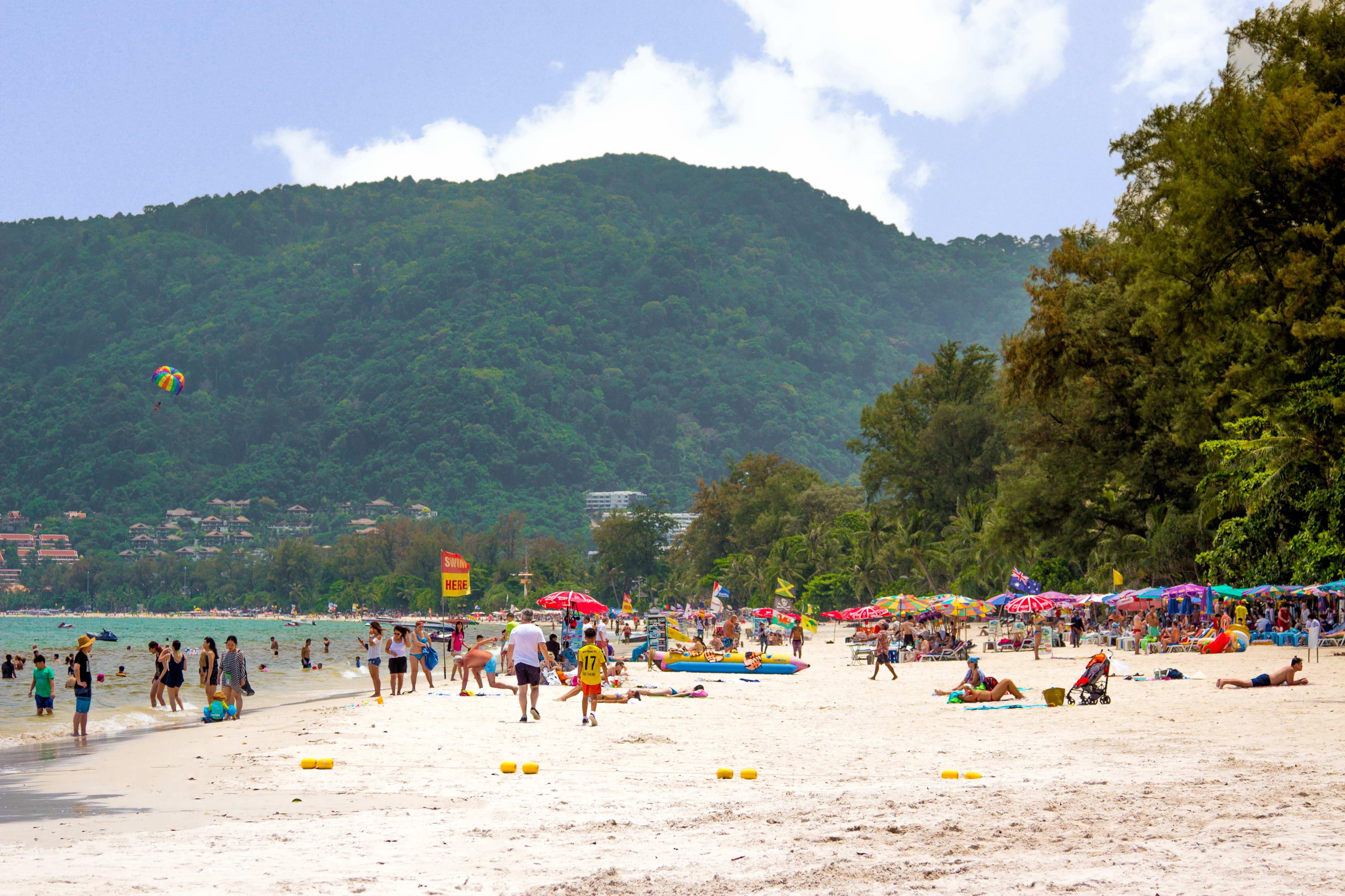 На Пхукете резко возросло количество туристов из Индии