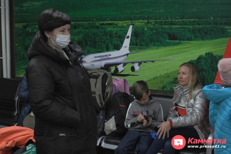На Камчатку из Таиланда чартерным рейсом доставили 267 человек