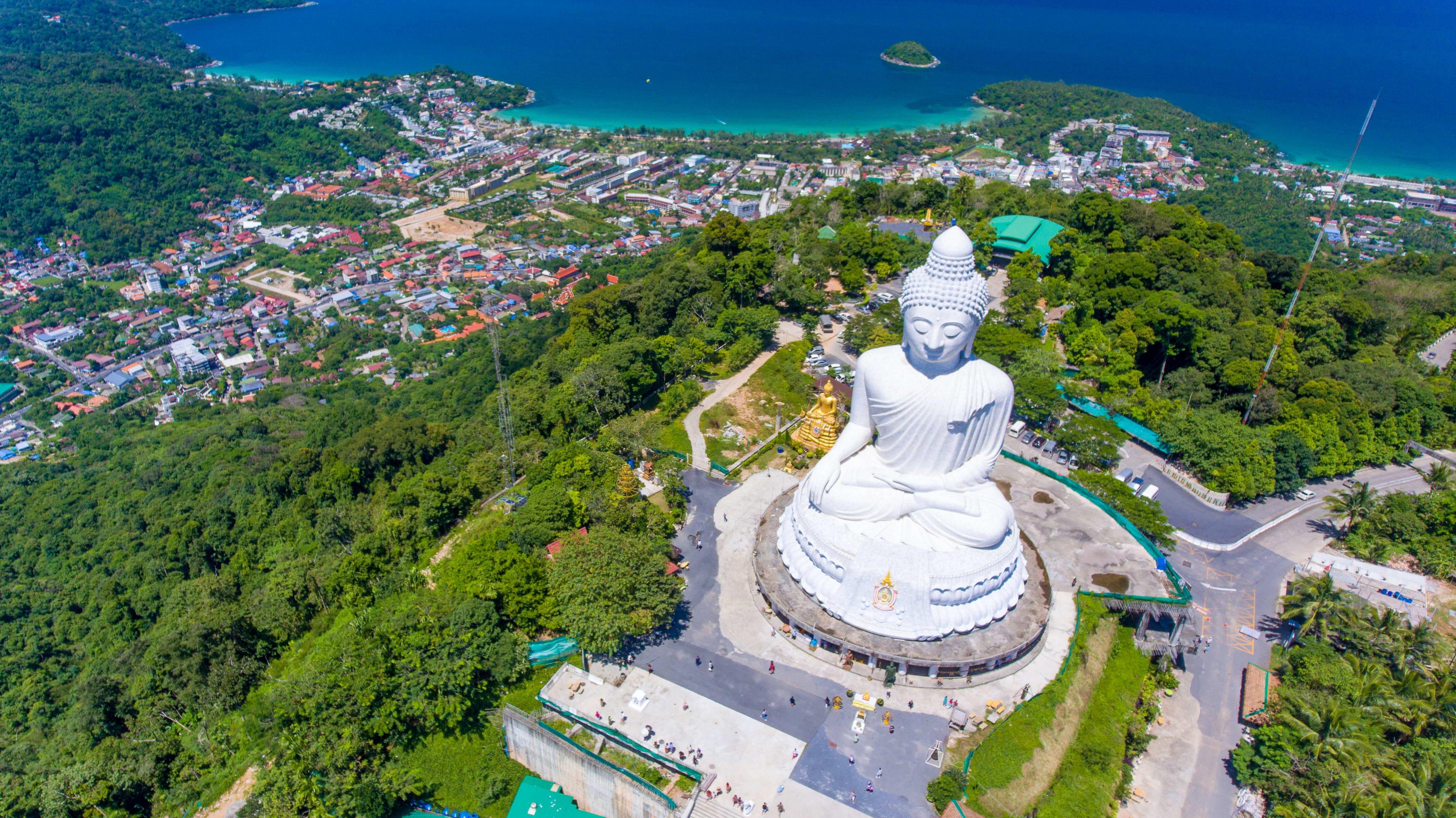 Пхукет занял второе место в списке самых популярных туристических направлений в Азии