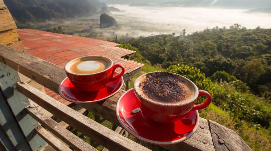 Какой Кофе пьют в Таиланде