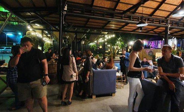 Грандиозная вечеринка от популярного застройщика в Паттайе