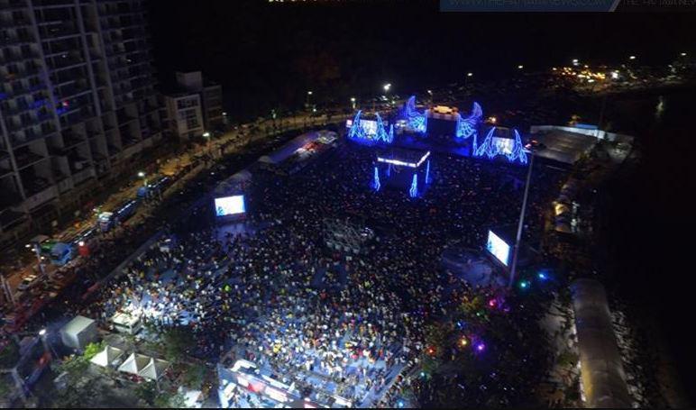 Опрос жителей Таиланда: большинство респондентов молились в новогоднюю ночь за богатство