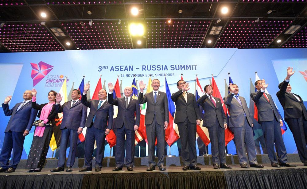 Таиланд принимает пост Председателя АСЕАН