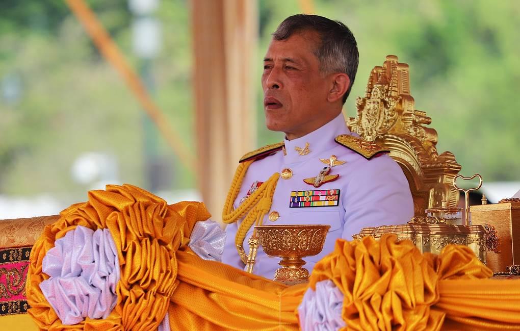 СМИ: король Таиланда будет председательствовать на открытии сессии парламента