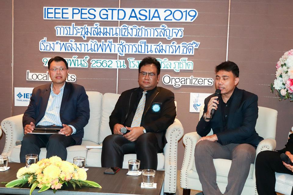 IEEE PES GTD Grand International Conference and Exposition Asia 2019