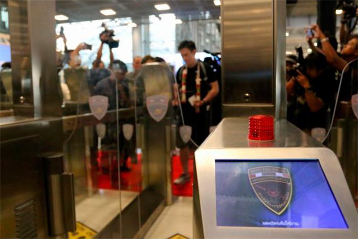 Тайланд вводит электронные паспорта для иностранных граждан