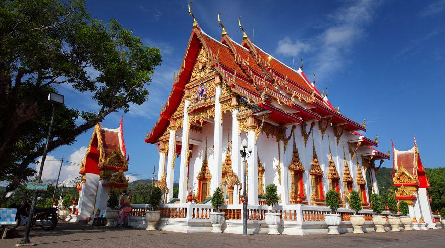 Три главных храма Пхукета