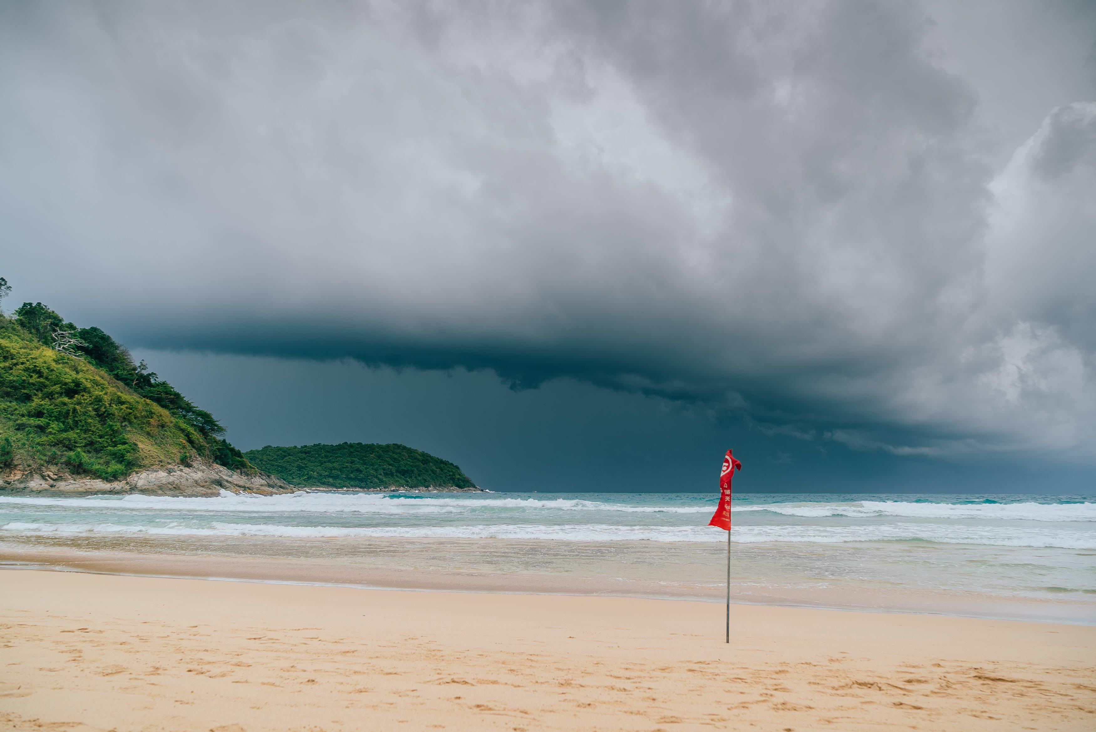 В ближайшие два дня погода на Пхукете не улучшится
