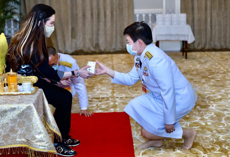Благотворительность Её Высочества Принцессы Чулабхорн