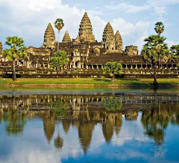 Храм Ангкор Ват в Камбодже запустит онлайн-продажу билетов