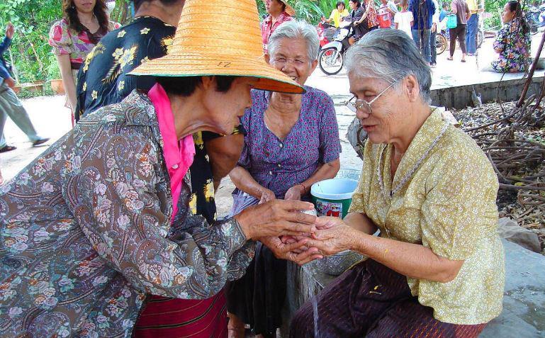 Тайский Новый год уже не будет таким, как прежде