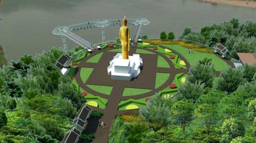 В Таиланде построят 100-метровый стеклянный мост