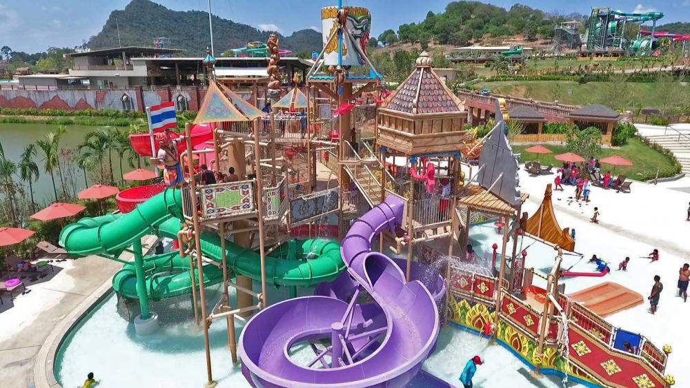 Добро пожаловать в паттайский парк Rama Yana!