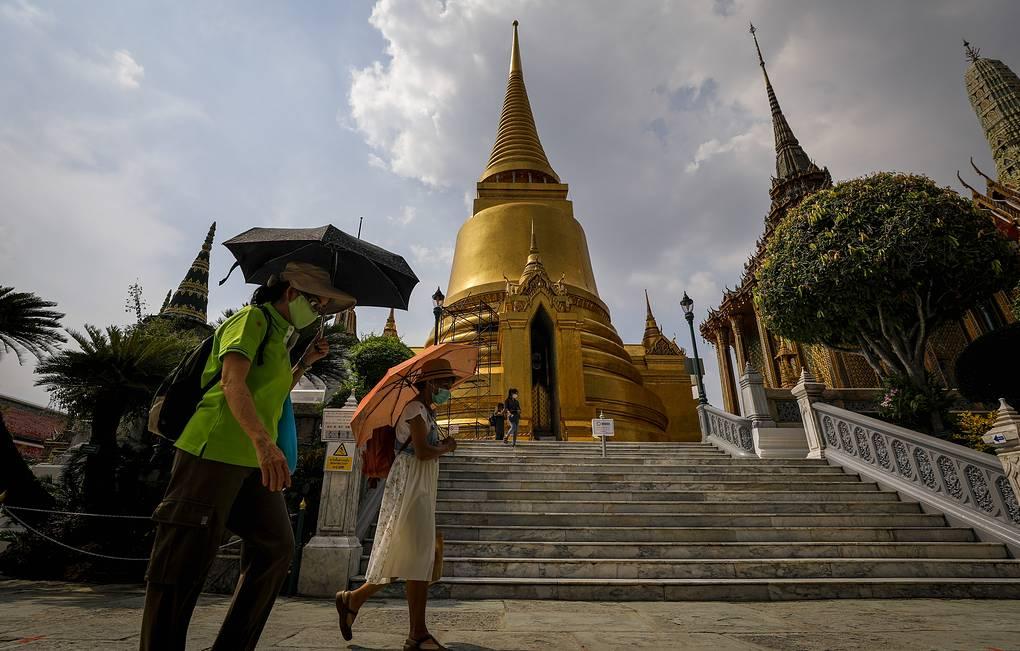 Власти Таиланда в ближайший год планируют отказаться от массового туризма