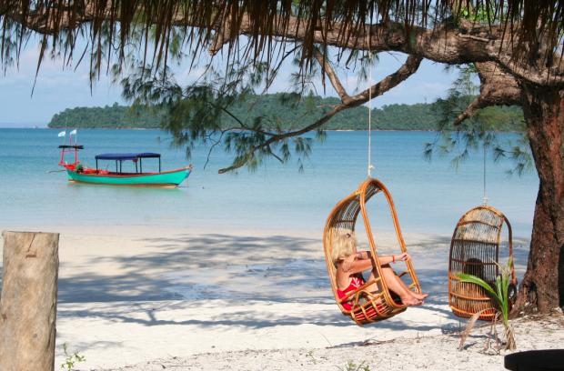 Эко-пляж Камбоджи попал в топ-21 лучших в мире