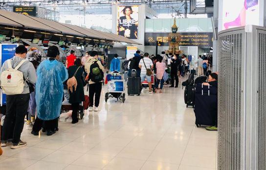 Таиланд открывает транзитные рейсы для международных самолетов